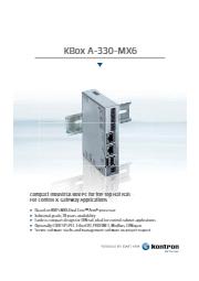 KBox A-330-MX6 表紙画像