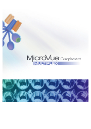 『MicroVue Complement MULTIPLEX』カタログ 表紙画像