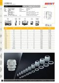 IP68 IP69K BEISIT社製防水ケーブルグランド 詳細