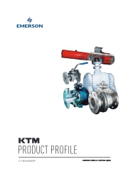 KTM 『総合製品カタログ』  表紙画像
