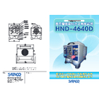 高圧窒素富化ガス発生装置『HND-4640D』 表紙画像