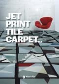 ジェットプリントタイルカーペット 表紙画像