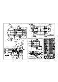 バネ付き蝶番『YKバランサー SR2-45 防水型』組立図 表紙画像
