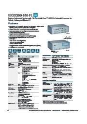 Axiomtek tBOX300-510-FL 表紙画像