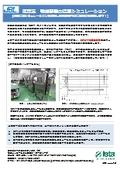 医薬品 断熱容器の温度シミュレーション試験サービス