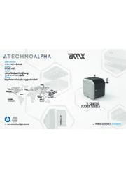 シンタリング装置 X-SINTER P200シリーズ カタログ 表紙画像