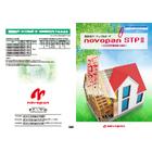 木造建築物用耐力面材 novopan STP II 表紙画像