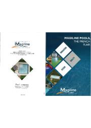 『Magiline Pool』 表紙画像