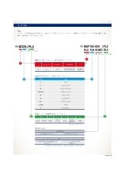 型式選定表 パルサールブ自動給油装置 表紙画像
