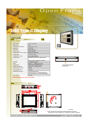 "WinMate社 10.4""ディスプレイ R10L100-POT2-C 表紙画像"