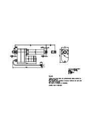 電動アクチュエータ『808型』 ポテンショメータ図面 表紙画像