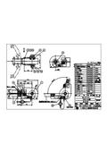バネ付き蝶番『YKバランサー SR3-20 防水型』組立図 表紙画像