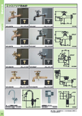 水栓金具『エクステリア用水栓』の製品カタログ