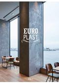 左官塗材『EURO PLAST (ユーロプラスト )』のカタログ