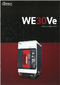 立形マシニングセンタ『WE30Ve』