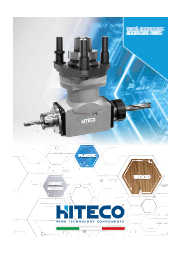 【Hiteco社】複合式主軸ユニット 表紙画像