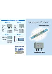『周波数変調磁場 水処理装置カタログ』 表紙画像