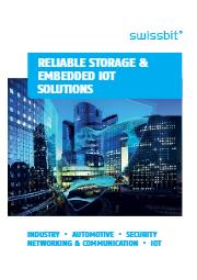 2020製品ガイド - SSD,CF,CFAST,PCIe,SD,microSD,USB,eMMC,Security 表紙画像