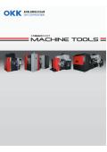 工作機械総合カタログ ーMACHINE TOOLS-