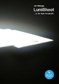 LED内蔵導光板『LumiSheet』