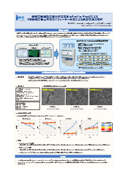 【検証資料】iPS細胞培養上清中パラメーター測定による品質管理の検討 表紙画像