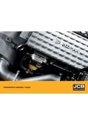 【英語版】JCB社製 高性能ディーゼルエンジン 産業機械用/建設機械用 表紙画像
