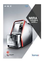 ACD機能搭載電動ロータリーワイヤーストリッパー『Mira 340 Q』 表紙画像