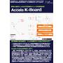 Accela K-Board 表紙画像