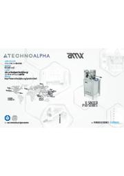 シンタリング装置 X-SINTER P50シリーズ カタログ 表紙画像