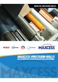 WEBEX/COMPONEX総合カタログ「2018 Precision Rolls Brochure .compressed」 表紙画像
