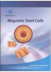 チャイナスチール(CSC)の無方向性電磁鋼板(NO) 表紙画像