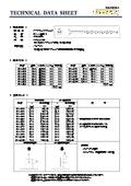 テクニカルデータシート(コースウッドステンレス) 表紙画像