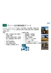 生分解性グリス SKF LGGB2 表紙画像