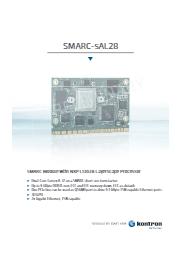 SMARC-sAL28 表紙画像