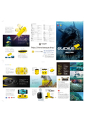水中ドローン『GLADIUS mini』100mケーブル 表紙画像