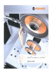 超硬工具向け5軸研磨機『VGrind 360』 表紙画像