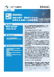 【Brava海外導入事例】造船の設計・建造サイクルの効率化を実現 表紙画像