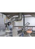 【導入事例 食品】チーズ工場での画期的なロボット活用事例 - 洗浄対応ロボットだからこそのチーズ製造自動化 表紙画像