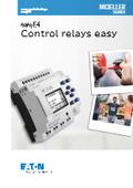 easyE4 コントロールリレー 製品カタログ