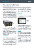 Panasas ActiveStor Ultra 製品データシート 表紙画像