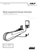 LINCOLN潤滑装置自動車車体工場向け設計構成部品ガイド 表紙画像