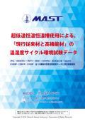 『MASTハードンプレート』サイクル湿潤の耐食性試験データ
