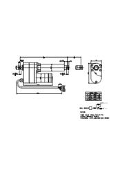 電動アクチュエータ『808型』 ホールセンサ図面 表紙画像