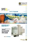 マルチアングルLED分光器 SPOT4Line 表紙画像