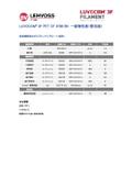 物性表 LUVOCOM 3F PET CF 9780 BK (PET/炭素繊維15%、低吸水品) 表紙画像