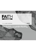 【カタログ】不燃認定壁紙「FAITH」2020-2022 表紙画像