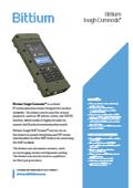 Bittium社 堅牢・耐環境IP電話機 『Tough Comnode』