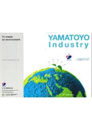 ヤマトヨ産業株式会社 会社案内 表紙画像