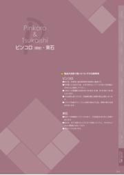 ピンコロ・束石 抜粋版PDFカタログ 表紙画像