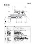 SHSシリーズ『圧力センサ式 浴槽水位制御』コントローラ・システム資料 表紙画像